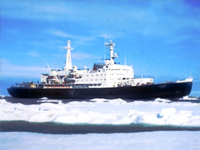 World's first nuclear ice breaker to become a museum and hotel