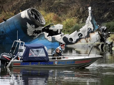 Plane engines intact at time of crash