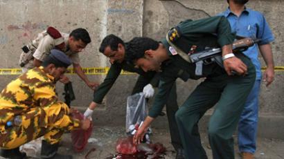 Senior official at US Yemen embassy killed by militants, Al-Qaeda links suspected