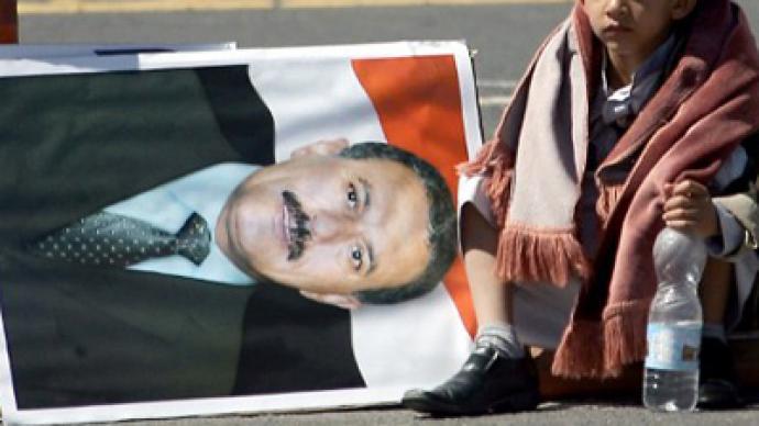 Goodbye and Good Luck: Yemeni President hands over power