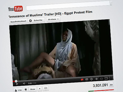 '#HandsOffYT': YouTube may be blocked in Russia over anti-Islam film
