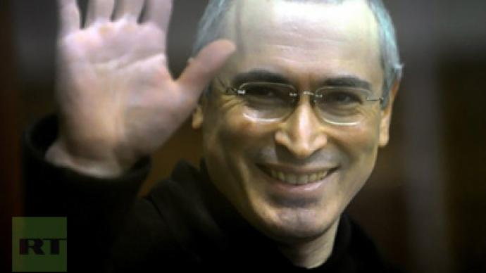 """""""I want the court in my country to become independent"""" - Khodorkovsky"""