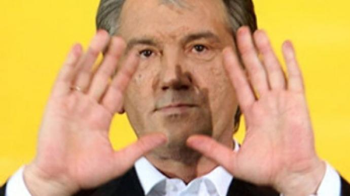 His final bow: Yushchenko names infamous WWII nationalist a hero