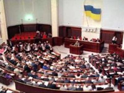 Yushchenko suspends parliament's dissolution decree