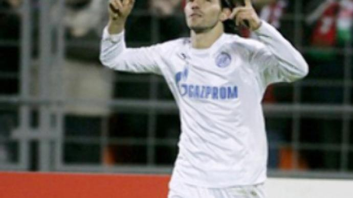 Zenit win restores Champions League hopes