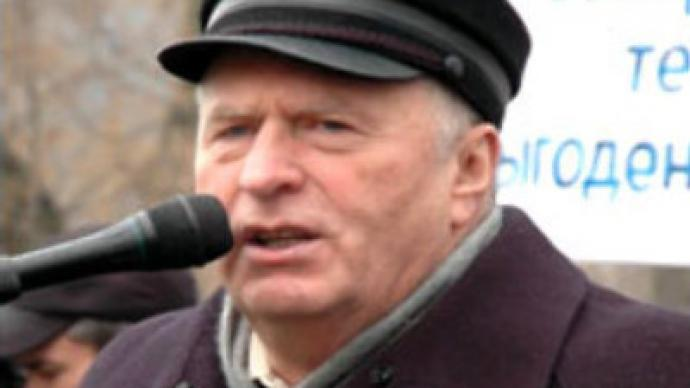 Zhirinovsky: politician or showman?