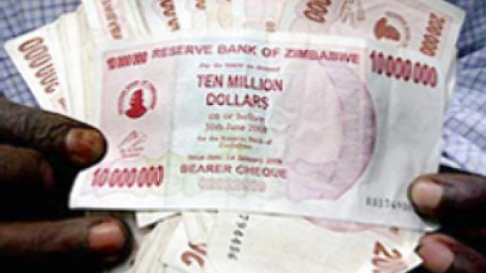 Zimbabwe switches to greenbacks as local currency chalks up the 0's
