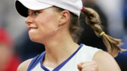 Zvonareva goes down in WTA finals