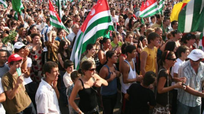 Abkhazia rules out reunion with Georgia