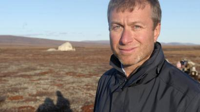 Abramovich may share Chukotka  gold with BHP Billiton