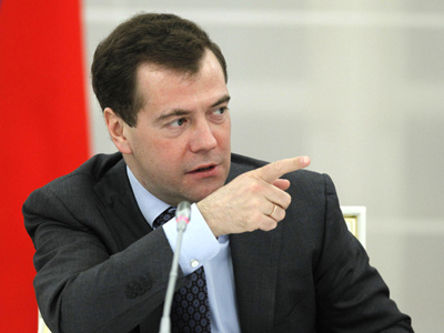 Russia's survival depends on unity of all ethnic groups - Medvedev