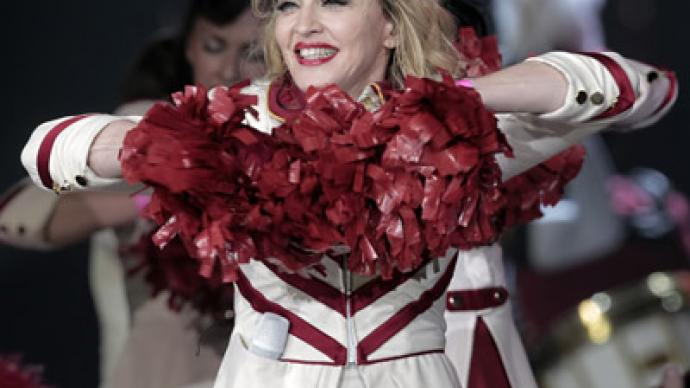 Russian activists sue Madonna for $10m in 'moral damages'