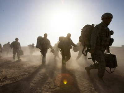 Coalition forces reportedly in peace talks with Taliban