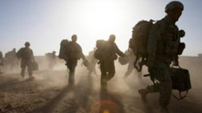 US, Afghan troops push into Taliban stronghold