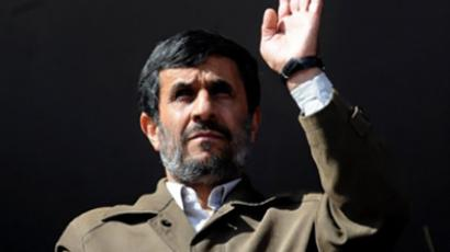 Nuclear weapons are the weapons of the previous century - Ahmadinejad to RT