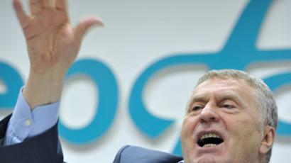 Zhirinovsky persona non grata in Kyrgyzstan, sees no reason