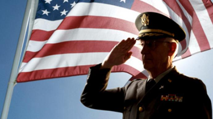 America pauses to remember veterans - and cost of war