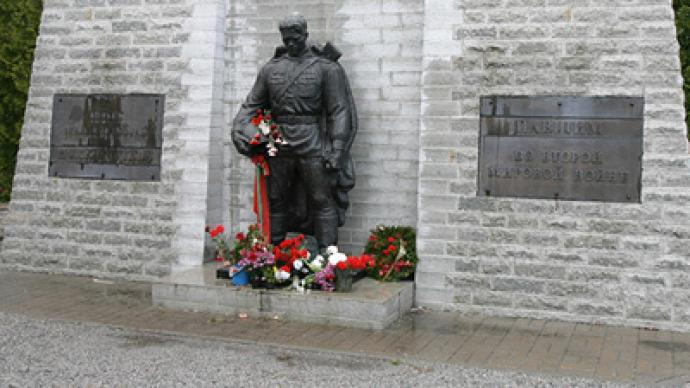 "Estonian anti-fascists want to appeal ""act of vandalism"" against WW2 memorial"