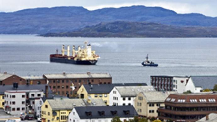 China seeks piece of Arctic pie