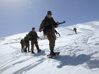 Russia takes the lead in Arctic cold war