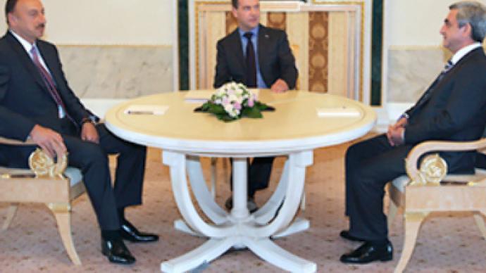 The road to reconciliation - Armenia, Azerbaijan hold talks in St. Petersburg
