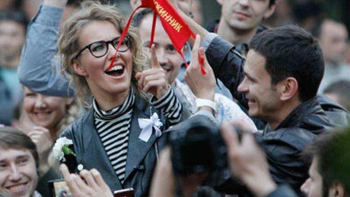 Chosen few: Star-studded cast joins race for Russian opposition council seats