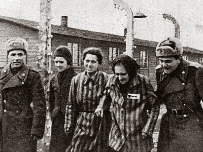 No official Holocaust Day for Auschwitz liberators