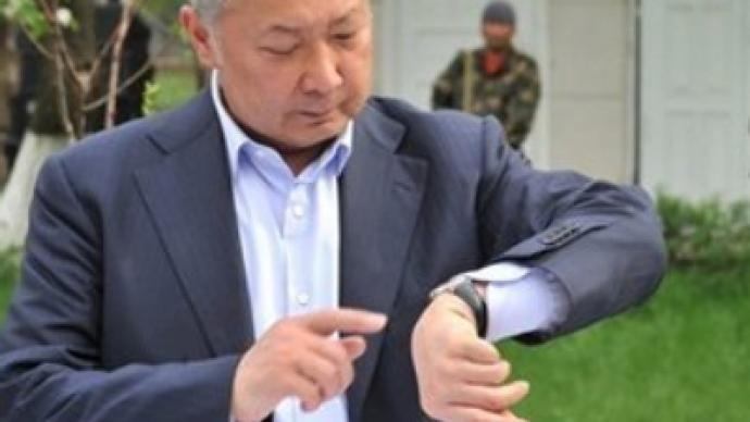 No grounds for extradition of former Kyrgyz leader– Minsk