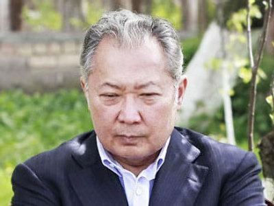 Former Kygyz leader stripped of presidential immunity