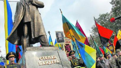 Prism of history – Ukrainian city split over WWII commemoration