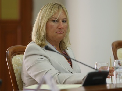 Wife of Moscow ex-mayor evading interrogation