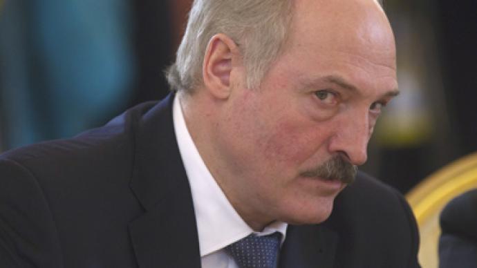 Lukashenko fishing for friends in dangerous EU waters