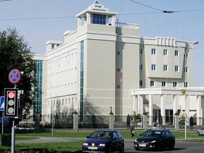 Belarusian Interior Ministry blames anarchists for attack on Russian embassy