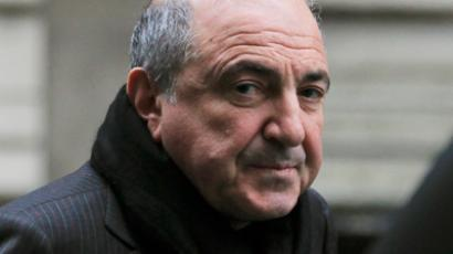 Berezovsky told not to poke nose into Russian affairs