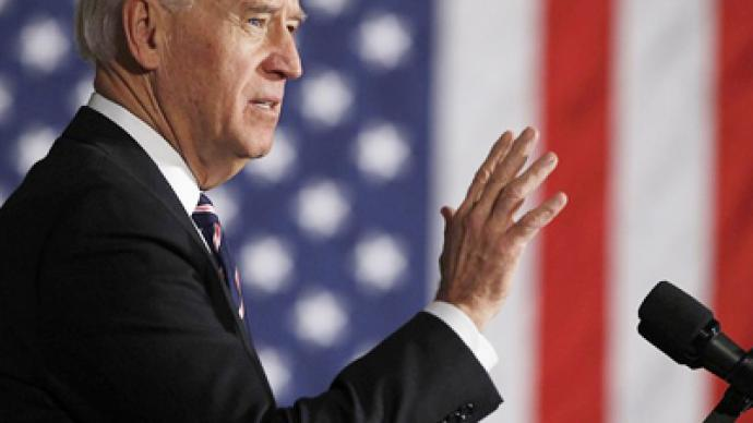 "Biden to energize ""reset"" button with Russia"