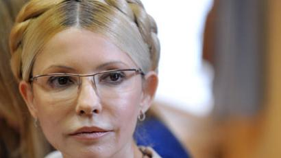 US threatens sanctions against Ukraine over Tymoshenko case