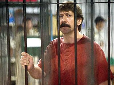 Bout's defense team appeals 25-year prison term