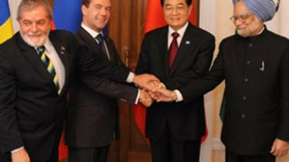 "BRIC countries have an ""interesting and productive"" dialogue - Medvedev"