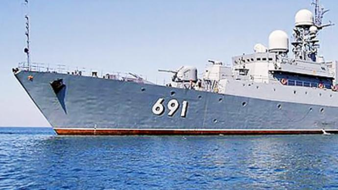 Russia to strengthen its Caspian Sea fleet