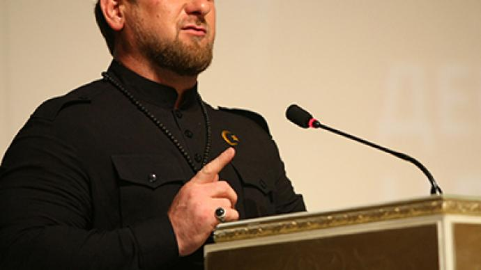 Chechen leader blasts 'end of the world' news as sinful rumors