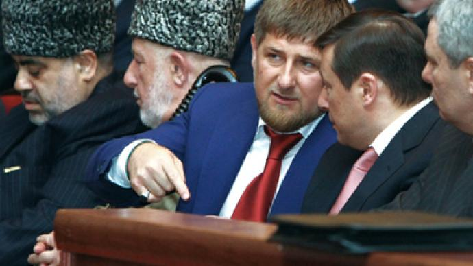 Kadyrov says Chechen public organizations will join Popular Front