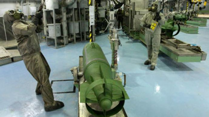 Syria has no Russian-made chemical weapons