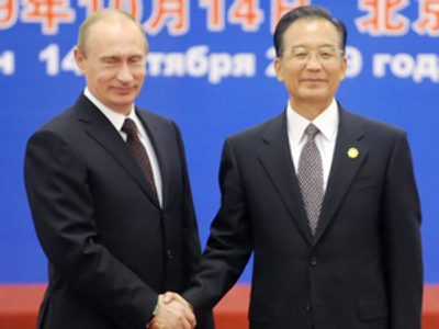 Putin launches Silk Road adventure