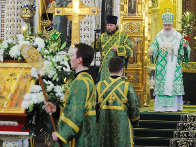 West has betrayed Christianity, Russia will save it - Orthodox Church official