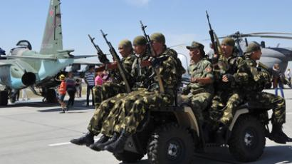 Tajikistan re-opens bargaining over Russian military base deal - report