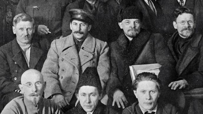 Communist leader defends Bolsheviks from Putin's treason charges