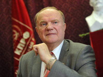 Communists begin new Duma season with attack on ruling party