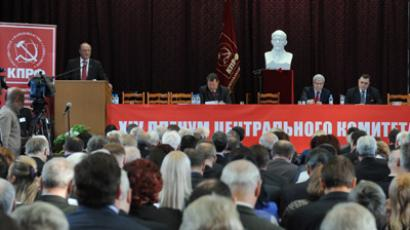Communists urge revival of moral values in Russia
