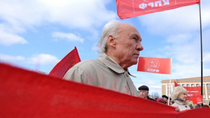 Communists still support 1991 coup against Gorbachev