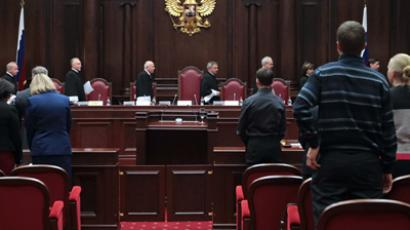 Constitutional Court OKs Russia's WTO entry